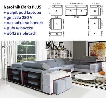 Narożnik Elaris PLUS